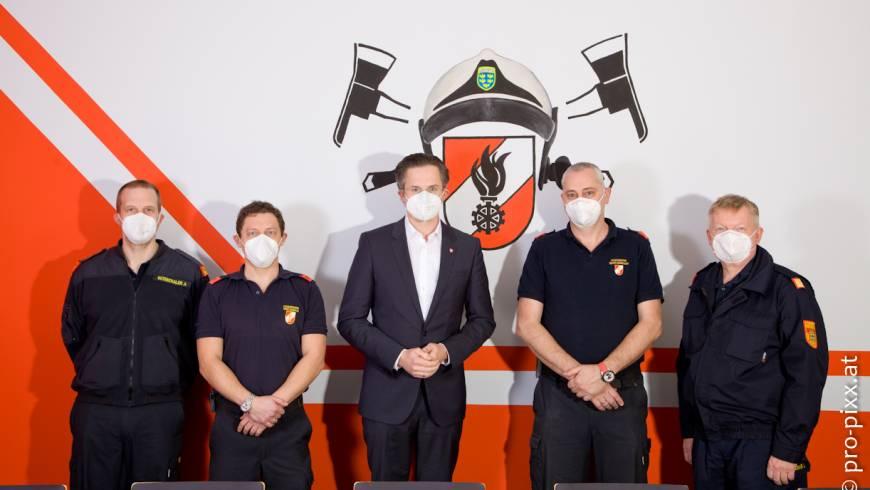 Kommando-Wahl Weidlingbach 2021