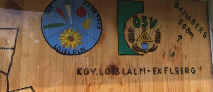 """Brandeinsatz im Kleingartenverein """"Loislalm"""""""